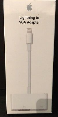 Apple Lightning to VGA Adaptor