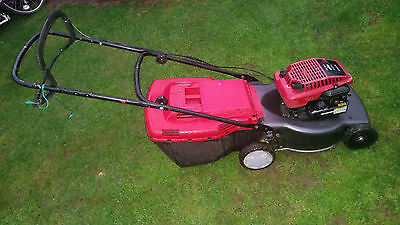 I Self Propelled Petrol Lawnmower Mountfield