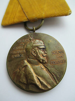 King Kaisser Wilhelm Friedrich Ludwig of Prussia. 100 year Commemorative Medal