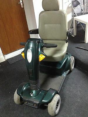 Mobility Scooter Craftmatic Comfort Coach - Pride 4mph