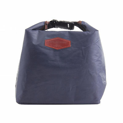 Portable Thermal Insulated Cooler Waterproof Picnic Lunch Carry Tote Bag Pouch