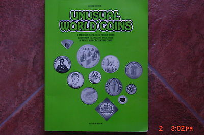 Unusual Coins of the World  companion to Standard Cataloge of World Coins Krause