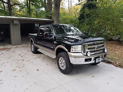 2006 Ford F-250 King Ranch Ford F-250 King Ranch