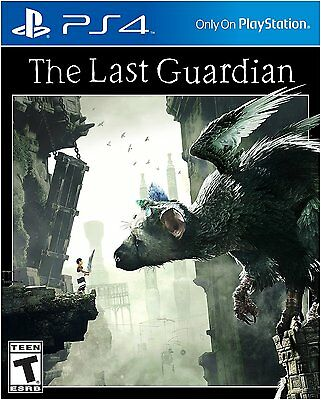 The Last Guardian - Sony PlayStation 4 Brand New