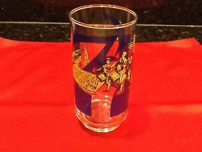Coca-cola 1776 heritage collection glass