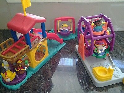 Fisher price little people carnival