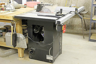 "Laguna Fusion 36"" Rip 110 Volt Table Saw - EUC"
