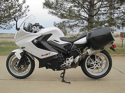 2013 BMW F-Series  2013 BMW F800GT, ABS, ASC, Bags, Fully Loaded, No Reserve, Great Deal !!!