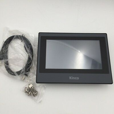 """Kinco 7"""" Inch HMI Touch Screen TFT Ethernet Panel & Cable & Software MT4434TE"""