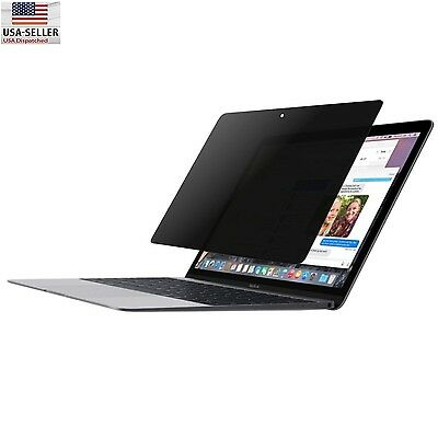 Privacy Screen Filter Anti-Glare Protector For Apple MacBook Air/Retina Pro/Pro