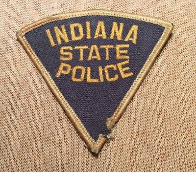 IN Indiana State Police Patch (3In)