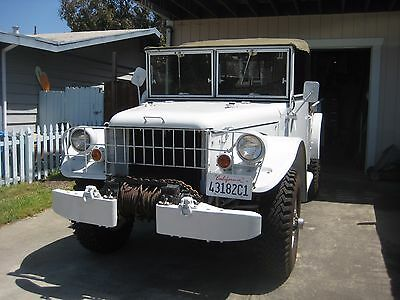 1963 Dodge Power Wagon  m37 dodge power wagon