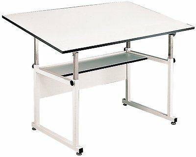 Alvin Alvin Workmaster Adjustable Drafting Table New