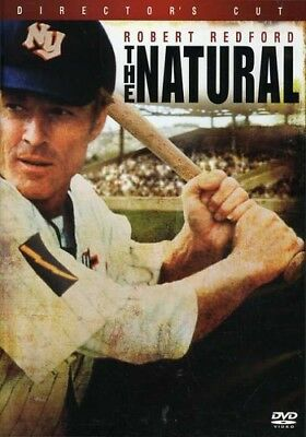 The Natural [New DVD] Director's Cut/Ed, Dolby, Dubbed, Subtitled, Unrated, Wi