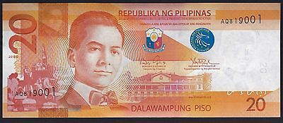 """NEW!! Philippines 20 Pesos NGC """"2016G"""" Uncirculated"""