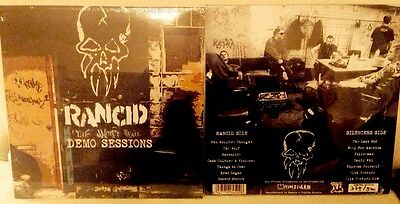 Rancid Life Won't Wait Demo Sessions LP limited 1/500 Old Firm Casuals honor cd