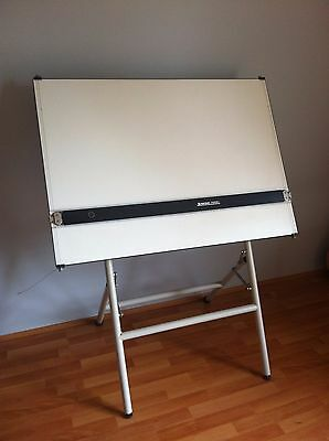 Drafting Table Drawing Board - fully adjustable, architect, designer, drafter