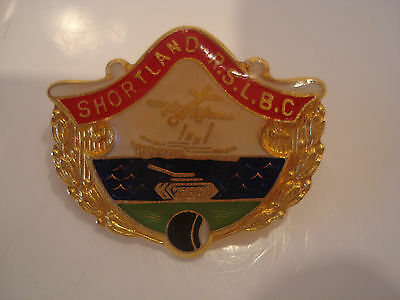 Shortland RSL Bowling Club Badge