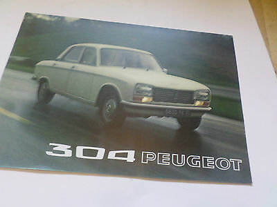 Peugeot 304 Good Condition -Great pics MORE.