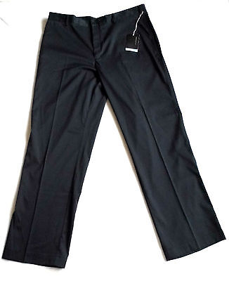 "Mens Nike Dry Fit black golf tailored trousers pants BNWT 36"" 32"" NEW!"