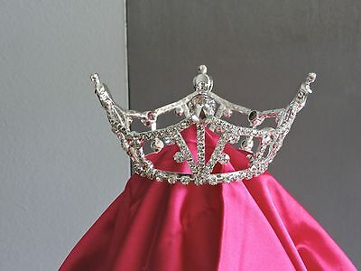 Full Round Crown (A Mini Miss america style crown full round)