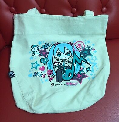 Tokidoki SDCC Exclusive Hatsune Miku Tote SOLD OUT [A1]