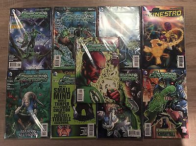 GREEN LANTERN (2011 New 52 Series) NM - $220 guide - 62 Comic Complete Set