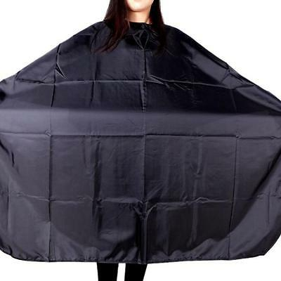 Cutting Hair Waterproof Cloth Salon Barber Gown Cape Hairdressing Hairdresser UK