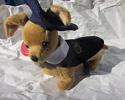 Robert Tonner Betsy McCall's Dog Nosey Rare Travel Time Outfit Near Mint