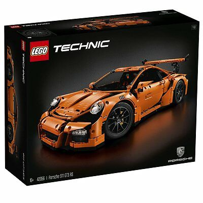 Lego Technic 42056 Porsche 911 GT3 RS - Free UK Delivery Great Christmas Gift