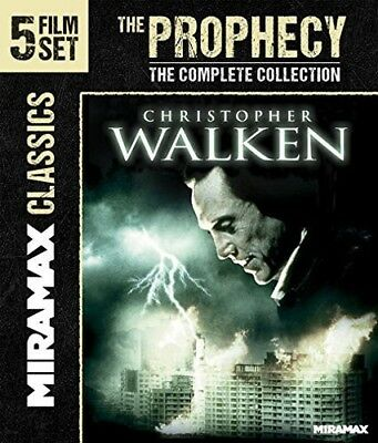 The Prophecy: The Complete Collection [New Blu-ray] 2 Pack