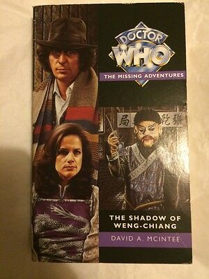 Doctor Who: The Missing Adventures - The Shadow of Weng-Chiang Paperback