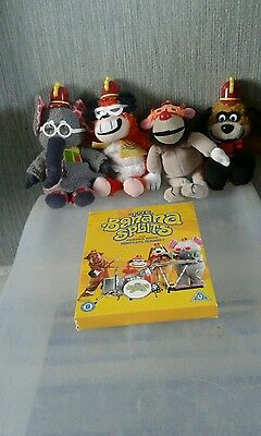 the banana splits all 4 and 6 disc DVD.