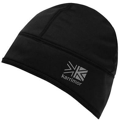 Karrimor Transition Cap Running Hat Mens Womens New With Tags Black