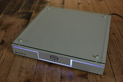 Vintage SONY Light-Up Display Stand - REALLY COOL!