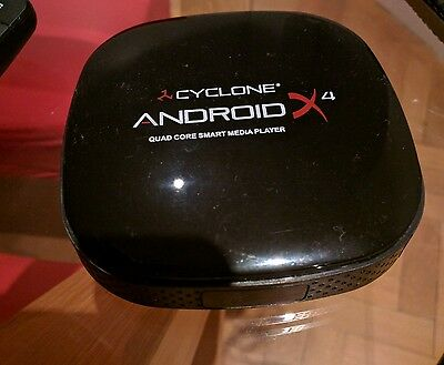 Sumvision cyclone x4 android box