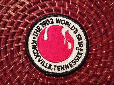 Vintage 1982 Worlds Fair Knoxville, Tennessee Patch