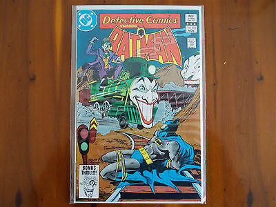 "Detective Comics Batman #532 Nov 1983 The Joker ""Laugh Killer Laugh!"" VF/NM #366"