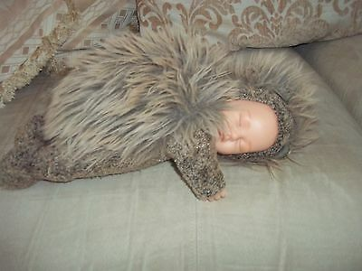 anne geddes doll/large
