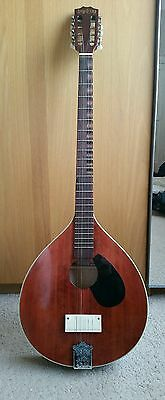 Pygmy Sitar very rare first ever production model