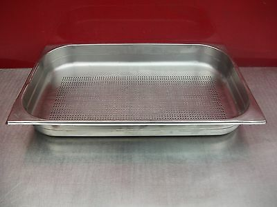 1 X Perforated Full Size Gastronorm 530Mm X 325 X 65Mm , Deep I Have 13 In Total