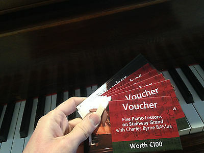 Piano Lessons Voucher - Special Promotion - Drogheda, Ireland