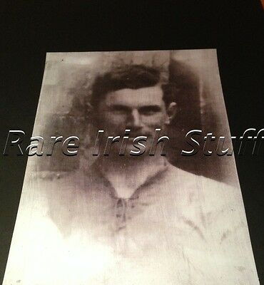Michael Hogan Tipperary GAA Footballer - 1920 Bloody Sunday - Irish Print