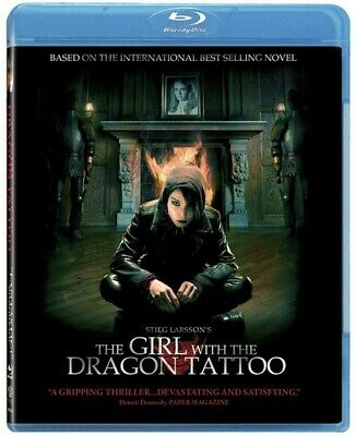 The Girl With the Dragon Tattoo [New Blu-ray] Ac-3/Dolby Digital, Dolby, Dubbe