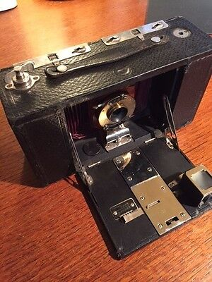 "KODAK FOLDING BROWNIE camera No. 3 model ""A"""