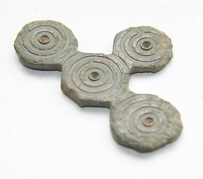 Ancient Old Decoration Ornament. Viking Age. (ARL01)