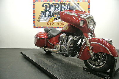 Indian Chieftain  2015 Indian Chieftain $19,610 Book Value* We Finance