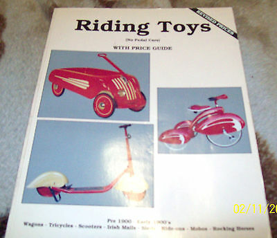 Riding Toys with price Guide  Pre 1900 Early 1900s