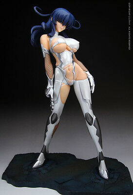 Taimanin Asagi Igawa - Lilith-F 1/6 Figure - Online Store Exclusive - White Ver