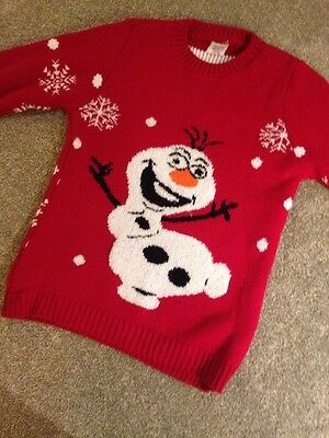 Christmas Jumper 5-6 Years